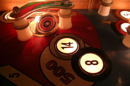In pinball, ROI is measured in time